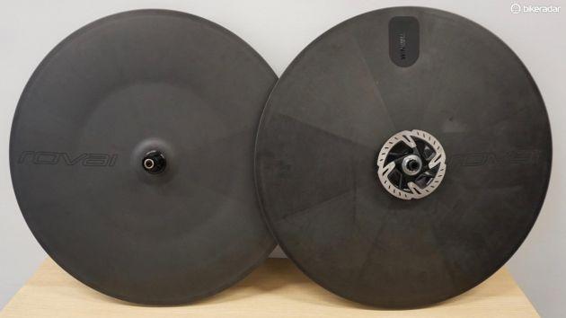 スペシャライズドのディスクブレーキ用ディスクホイール