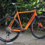オルベアのグラベルEバイク、ゲインD15