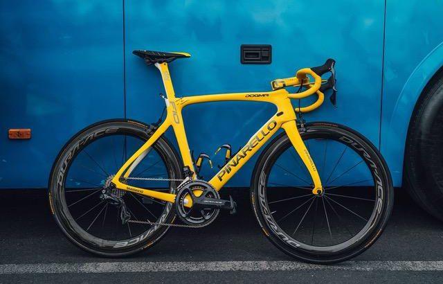 2018ツール・ド・フランス覇者、ゲラント・トーマスのバイクを見てみよう