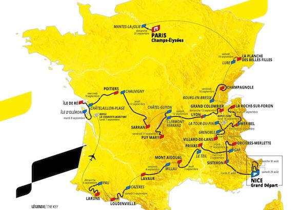 2020ツールドフランス始まる
